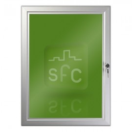 A3 Aluminium Lockable Poster Frame